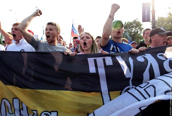 Взгляд из России на события в Варшаве: Обыкновенный фашизм